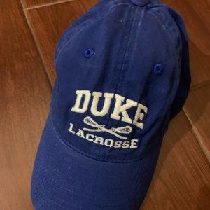 Other - Duke Lacrosse Hat